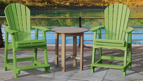 outdoor poly furniture king tables