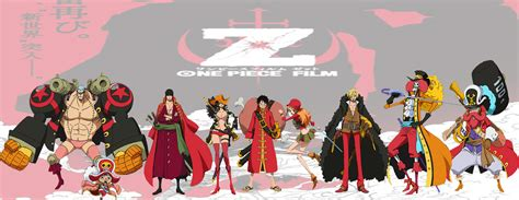 one piece film z umi wa straw hat pirates film z www pixshark com images