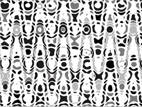 membuat wallpaper background corak abstrak