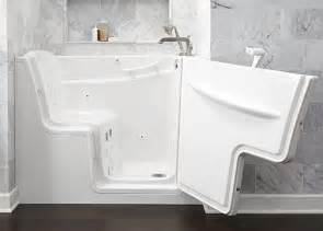American Safety Bath And Shower American Standard Press Walk In Bathtubs With New Outward