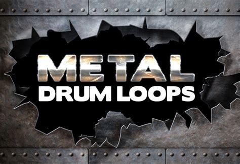 heavy metal drum loops for garageband and logic macloops