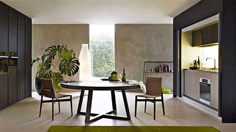 tavoli rotondi allungabili moderni tavoli rotondi allungabili dal design moderno mondodesign it