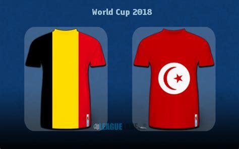 belgium vs tunisia preview prediction and betting tips