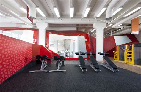 Fitness Center Software - smena fitness club za bor architects archdaily