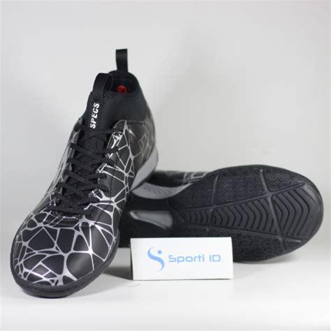 Sepatu Bola Specs Accelerator Spyder sepatu futsal specs accelerator spyder silver venom