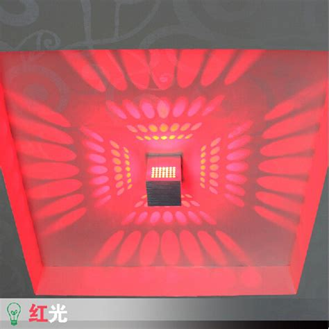 aliexpress com buy home led 3w hall light walkway porch modern ceiling wall l colorful 1 3w led background