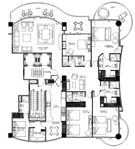 Small Condo Floor Plans by Amazing Condo House Plans 2 4 Bedroom Condo Floor Plans