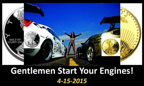 Start Your Engines by Bo Polny Start Your Engines The Daily Coin
