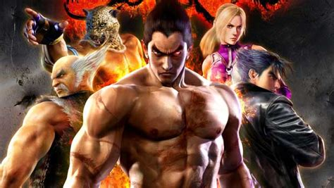 tekken tag tournament 2 apk tekken 6 goes gold has a ton of features