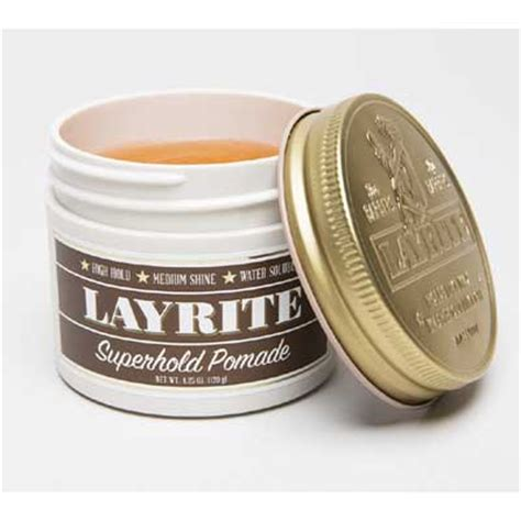 amazoncom layrite deluxe original pomade 4 oz hair image gallery layrite pomade