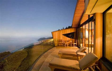 bid on hotel hotel review big sur meets big luxury post ranch inn