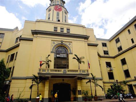 Floor Plan Design Philippines manila city hall manila s distinct landmark