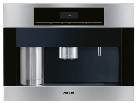Designer Kitchens For Sale by Miele Built In Coffee Maker Reviews