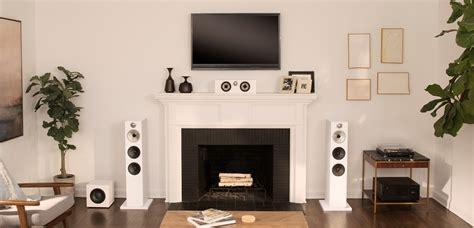 bowers wilkins revamps  series speakers