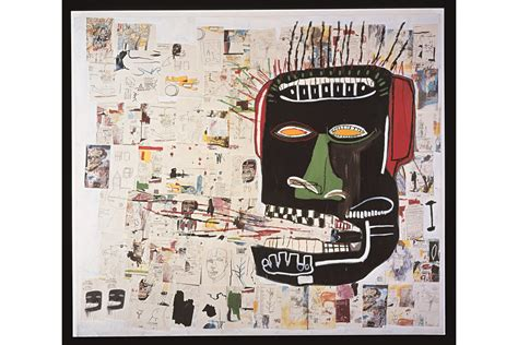 basquiat boom for real books feelfreeartz jean michel basquiat finally gets a uk show