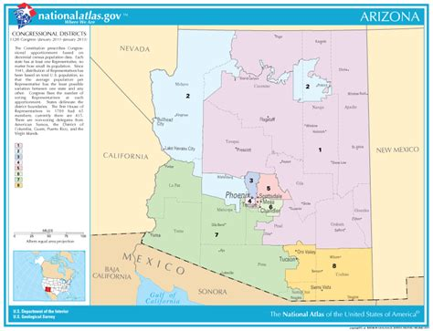 map of arizona us congressional districts file united states house of representatives arizona