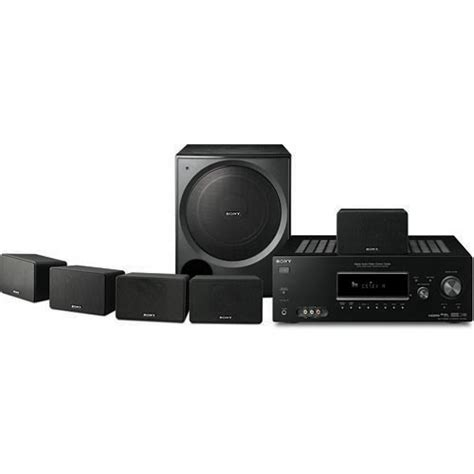 sony demo ht ddw990 5 1 channel home theater system