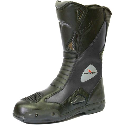 clearance motorcycle boots blytz track leather motorcycle boots clearance