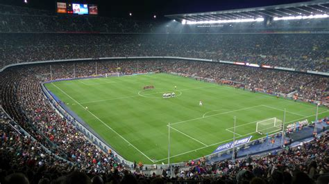 Europe And The United States Popular Word Gold Pink Popular Football Stadiums Around The World View From The