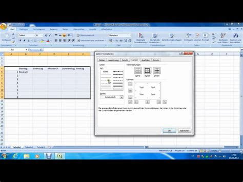 excel online tutorial youtube excel tutorial stundenplan erstellen youtube