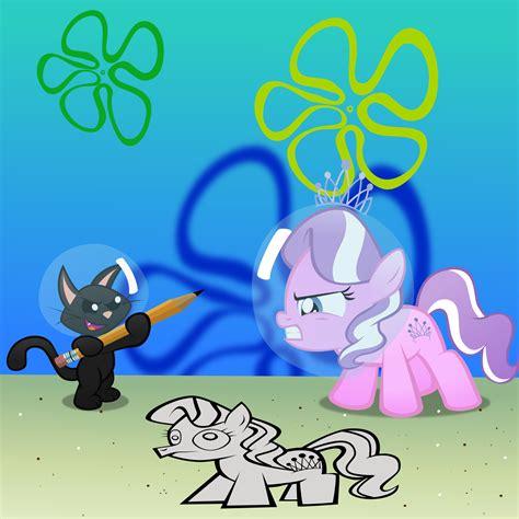 doodle spongebob name 698037 artist magerblutooth cat tiara doodle