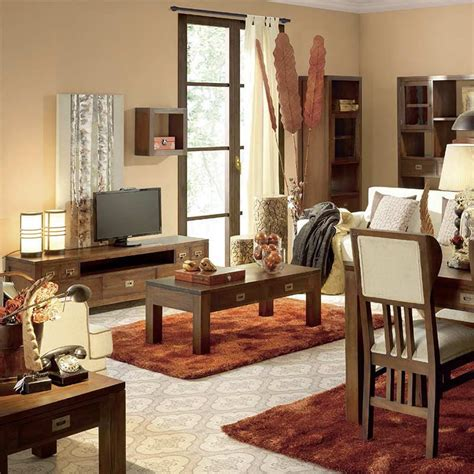 Meuble Tv Colonial by Meuble Tv Colonial Acajou Salon Style Colonial