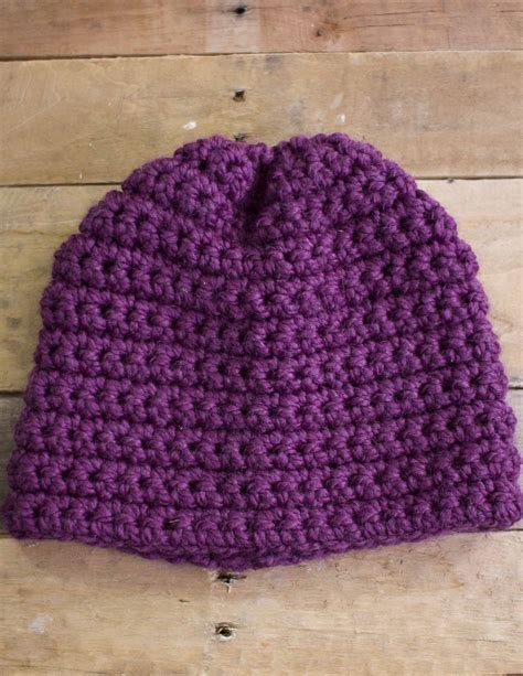 crochet pattern simple hat crochet 101 how to crochet the chain stitch for beginners