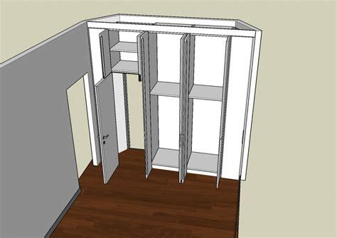 progetto armadio a muro progetto armadio a muro armadio a muro with progetto