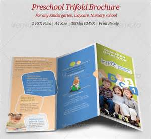 Preschool Brochure Template by Doc 585340 Illustrator Brochure Template 25 Free