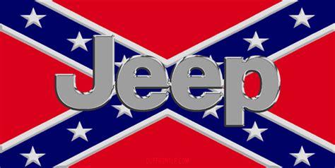 Rebel Jeep License Plate License Tag Novelty License