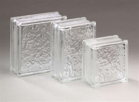 glass block pittsburgh corning announces eight new block shapes to