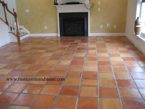 spanish tile floor