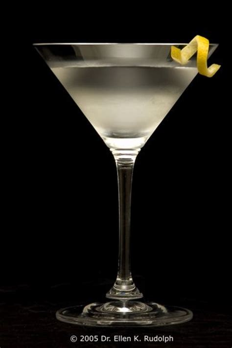 Vodka Martini With A Twist Things That Me