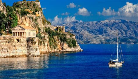 greek island boat tours greek islands tour ionian holiday package greece