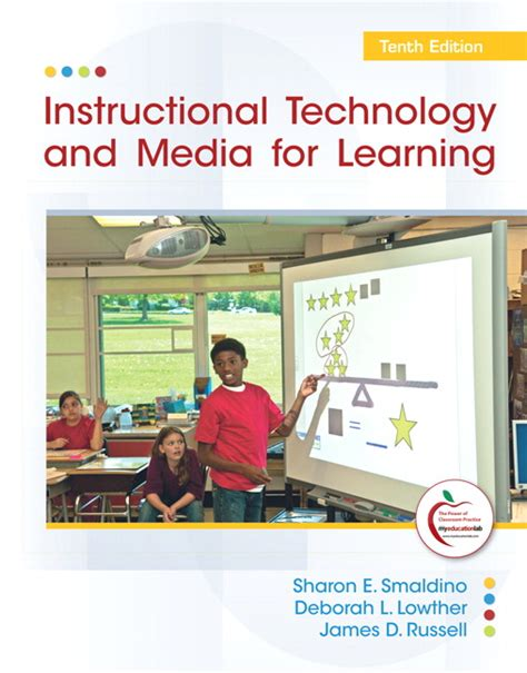 technology and media for learning enhanced pearson etext access card 11th edition books smaldino lowther mims
