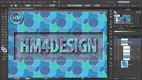 move pattern in ai 15 08 move pattern illustrator cc تعلم youtube