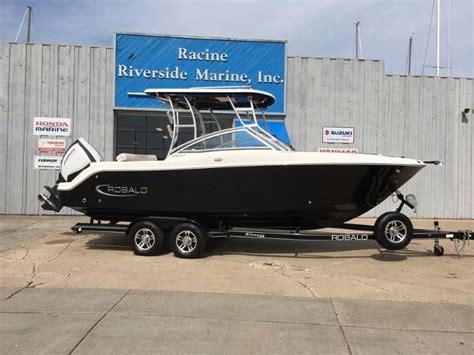 boat parts racine wi 2017 robalo r247 racine wisconsin boats