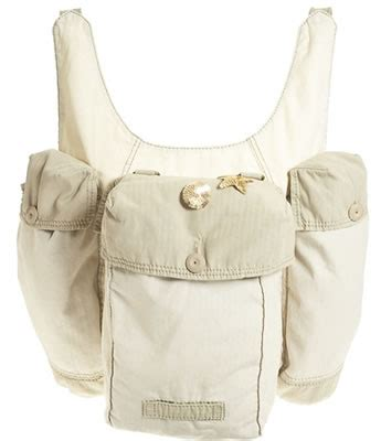 Marc By Marc Exclusive Canvas Backpack by Marc By Marc Canvas Backpack Purseblog