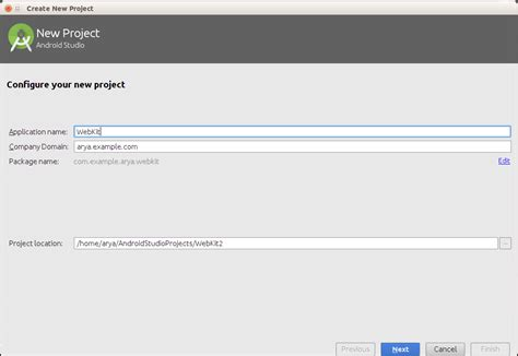 membuat aplikasi android webview langkah langkah membuat aplikasi webview di android studio