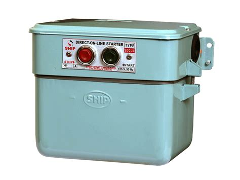 immersed starter direct on line and delta ship