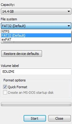 dvd player usb format ntfs how to format a flash drive to play on sub woofer tv or