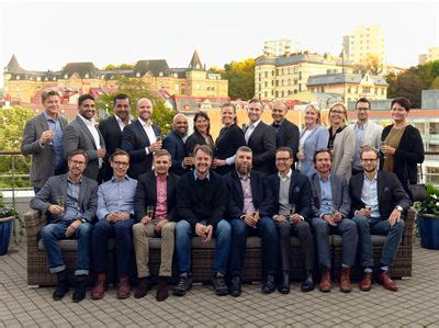 Executive Mba 2019 by The Participants Of The Executive Mba Programme 2017 2019