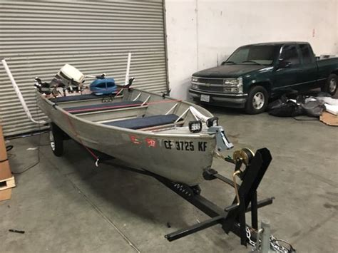 richline boats 14 foot richline aluminum fishing boat turn key with