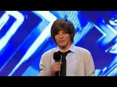 louis tomlinson photos photos quot the x factor quot contestants one direction s louis tomlinson full audition youtube