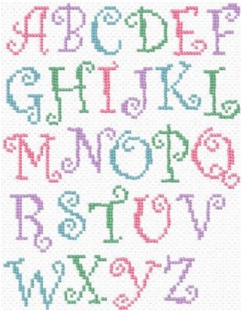 abecedario en punto de cruz para imprimir abecedarios punto de cruz listos para imprimir free words
