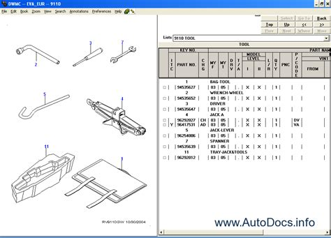 daewoo epc electronic spare parts catalogue daewoo leganza