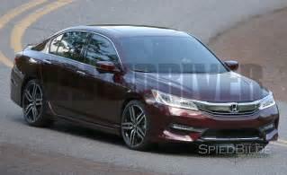 2016 honda accord sedan toyota nation forum toyota car