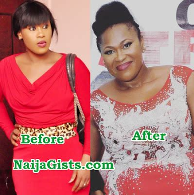 Uche Mba Weight Gain by Uche Jombo Not Worried About Baby Fans Worry As