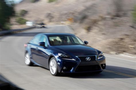 lexus awd is 350 2014 lexus is 350 awd front three quarters in motion 03