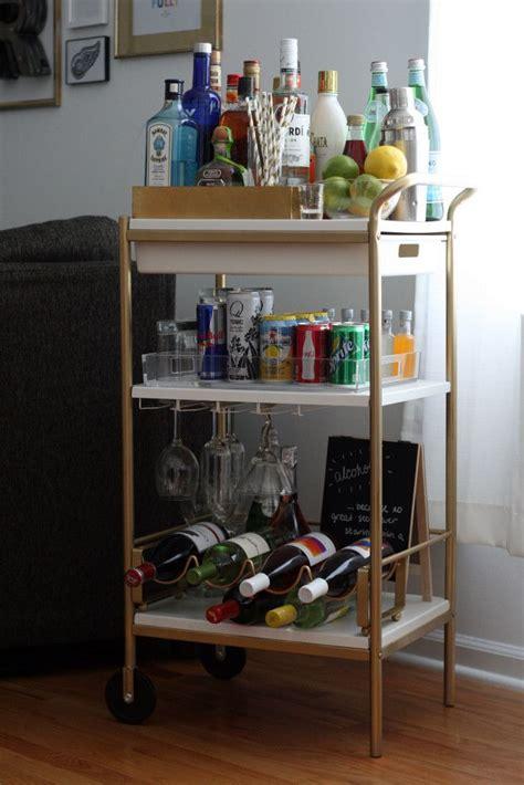 25 best ideas about ikea bar cart on pinterest ikea